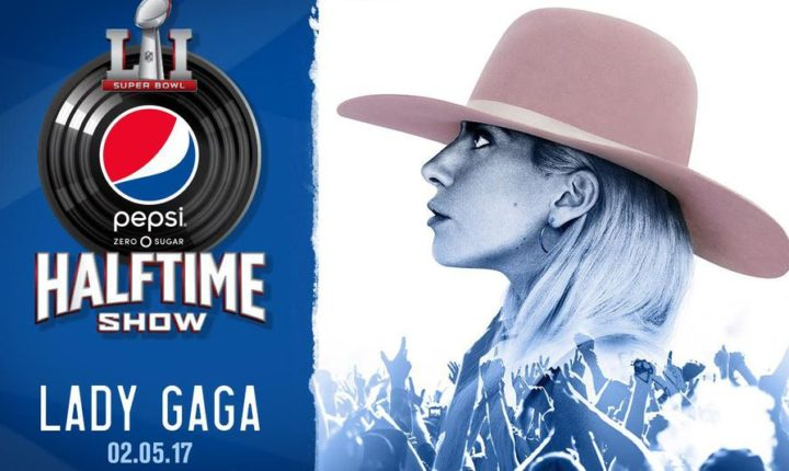 Show do Super Bowl 51 será comandado por Lady Gaga