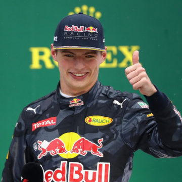 Max Verstappen é finalista do FIA Awards em 'Ultrapassagem do Ano'