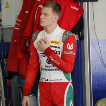Mick Schumacher vai disputar a Fórmula 3 Europeia