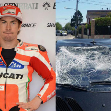 Nicky Hayden morre aos 35 anos