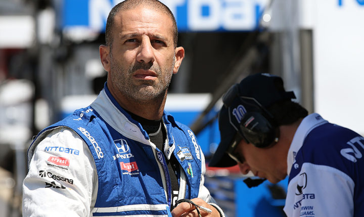 Tony Kanaan vai disputar as 24 horas de Le Mans