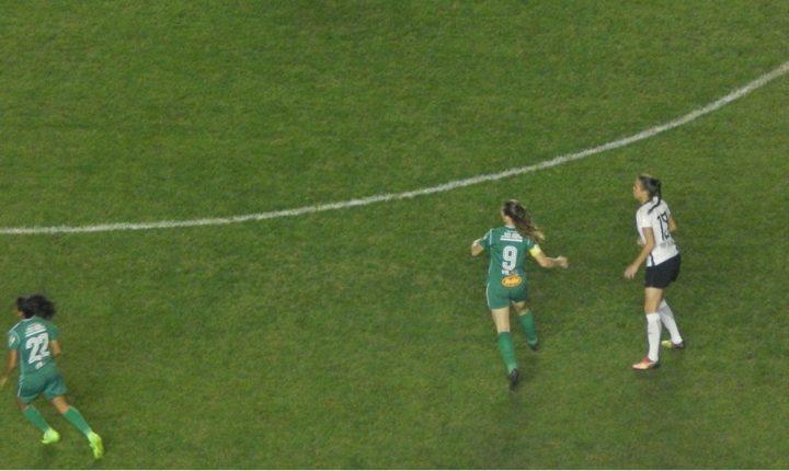 Brasileirão Feminino: Ouça o gol de Corinthians 1 X 0 Rio Preto