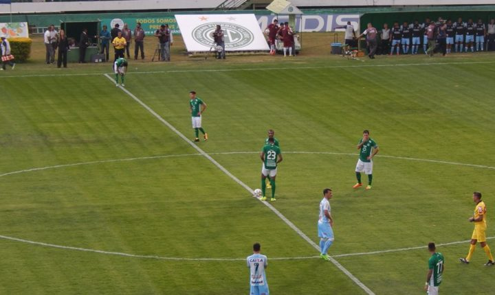 Brasileirão Série B: Ouça os gols de Guarani 2 X 3 Londrina
