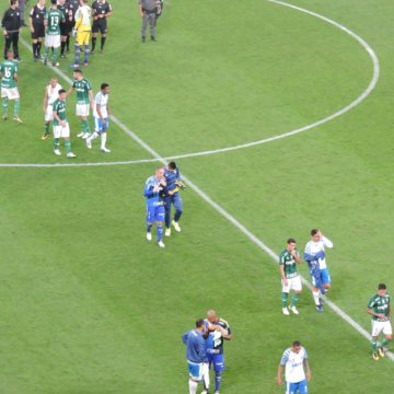 Brasileirão: Ouça os gols de Palmeiras 2 X 0 Avaí