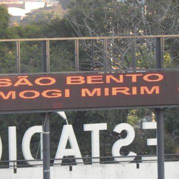 Brasileirão Série C: Gol de São Bento 1 X 0 Mogi Mirim