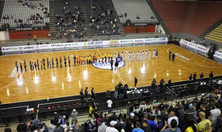 Corinthians/UNIP e Foz Cataratas (PR) se enfrentam pela Liga Nacional de olho na ponta da tabela
