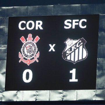 Final do Brasileiro Feminino: Ouça o gol de Corinthians 0 X 1 Santos