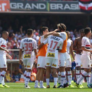 Campeonato Brasileiro: Ouça os gols de São Paulo 3 X 2 Cruzeiro