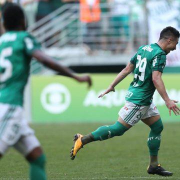 Brasileirão: Ouça os gols de Palmeiras 4 X 2 São Paulo