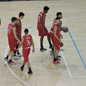 Campeonato Paulista Masculino de Basquete: Momentos finais de Pinheiros 65 X 74 Paulistano