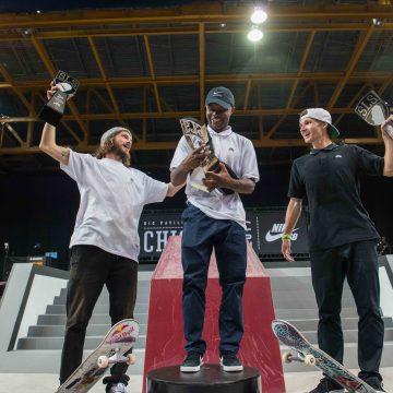 Dashaw Jordan vence etapa de Chicago e vai para a Super Crow da SLS 2017