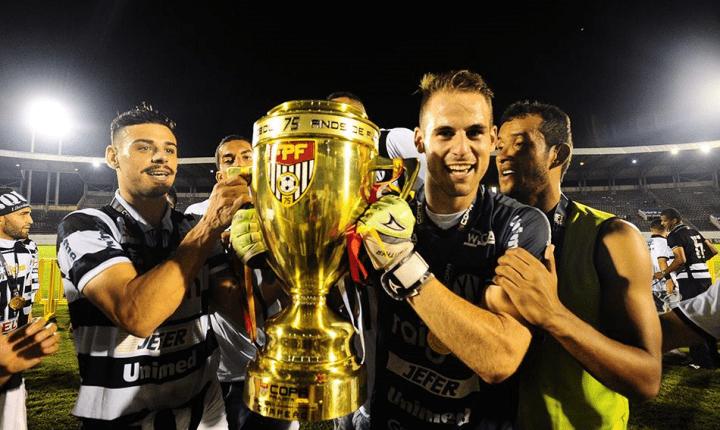 Goleiro do XV ressalta a importância da Copa Paulista