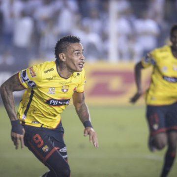 Libertadores: Ouça o gol de Santos 0 X 1 Barcelona-EQU