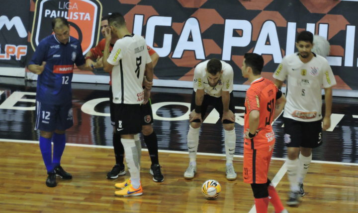 Magnus x Corinthians decidem Liga Paulista de Futsal