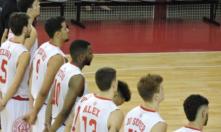 Campeonato Paulista Masculino de Basquete: Ouça os momentos finais de Paulistano 90 X 87 Mogi