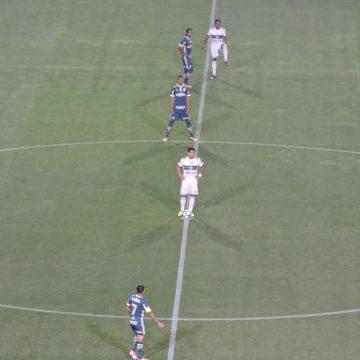 Brasileirão: Ouça o gol de Palmeiras 1 X 0 Coritiba