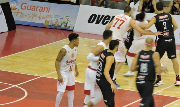 Campeonato Paulista Masculino de Basquete: Ouça os momentos finais de Paulistano 82 X 78 Franca
