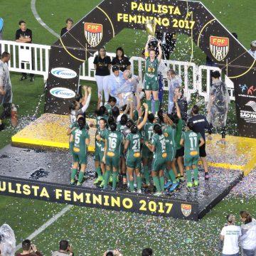 De virada, Rio Preto vence o Santos e leva o bi do Paulistão Feminino