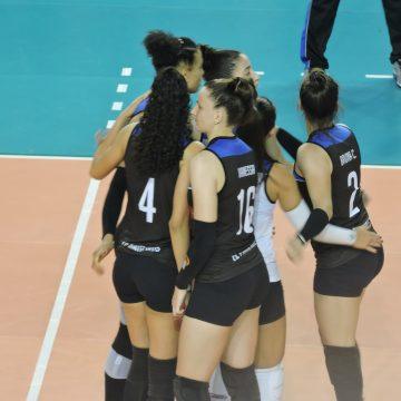 Superliga feminina: Pinheiros X SESC-RJ
