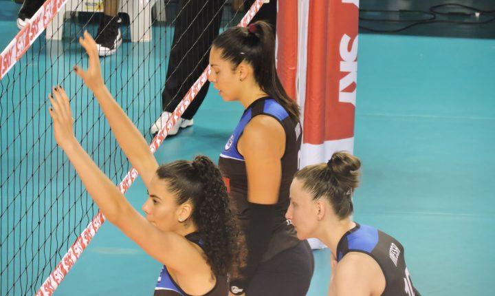 Dentil Praia clube vence Pinheiros por 3 sets a 0 e segue invicta na Superliga