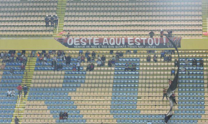 Oeste vence Brasil-RS e mantém vivo o sonho do acesso