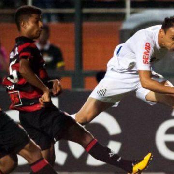 Brasileirão: Ouça os gols de Santos 2 X 2 Vitória (BA)