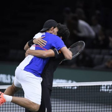 Sock, Melo e Kubot brilham no Masters 1000 de Paris