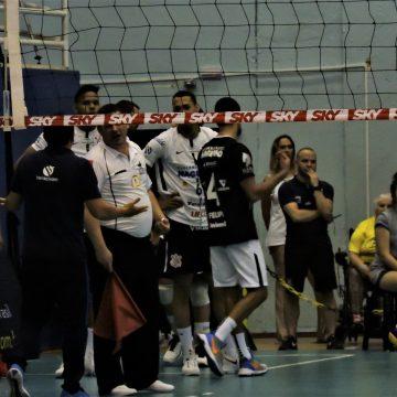 Confira como foi a 4ª rodada da Superliga Masculina que teve vitória do Corinthians Guarulhos sobre o Montes Claros