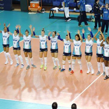 SESC-RJ vence Pinheiros pela Superliga Feminina