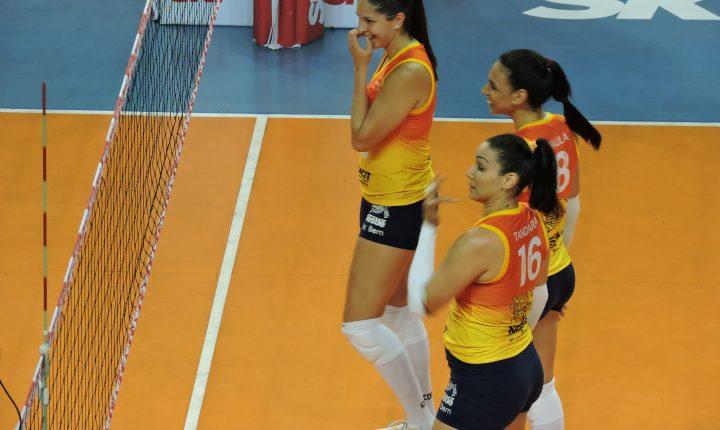 Superliga Feminina: Vôlei Nestlé recebe o invicto Dentil Clube Praia pela 9ª rodada do returno