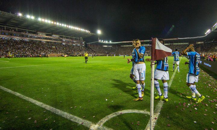 Libertadores 2017 – 2º jogo da Final – Ouça os gols e momentos finais de Lanús-ARG 1 X 2 Grêmio