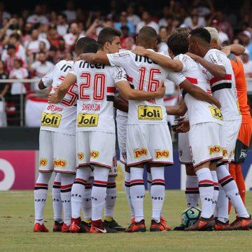 Brasileirão 2017 – Com elas, ouça os gols de São Paulo 1 X 1 Bahia