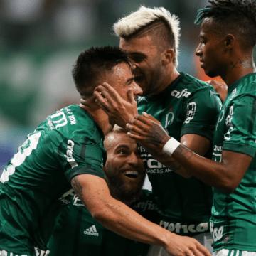 Paulistão 2018: Ouça os gols de Palmeiras 3 X 1 Santo André