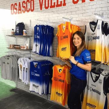 Marketing Poliesportivo: A inauguração da loja do Osasco Vôlei Nestlé