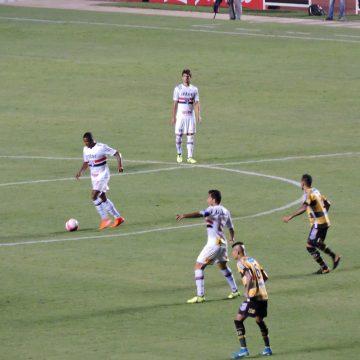 Paulistão 2018: Ouça as entrevistas pós jogo de São Paulo 0 X 0 Grêmio Novorizontino