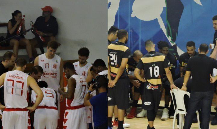Nesta segunda, o Paulistano joga em casa contra o Campo Mourão pelo NBB 10