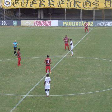 Paulistão A2 2018: Ouça o gol e entrevistas pós jogo de São Bernardo 1 X 0 Portuguesa