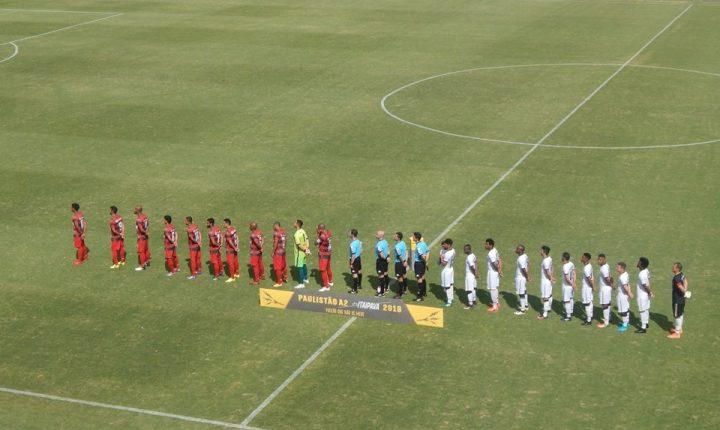 São Bernardo vence Portuguesa e mantém liderança do Paulista A2