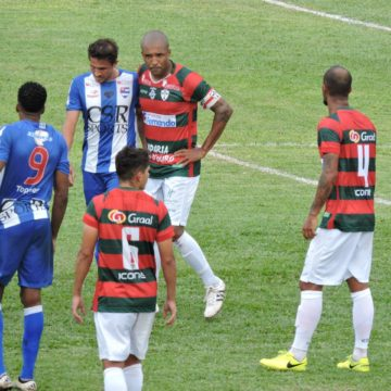 Nacional e Portuguesa ficam no empate no Nicolau Alayon