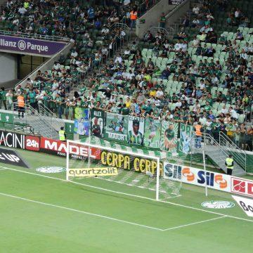 Copa do Brasil: Palmeiras e Cruzeiro fazem hoje a primeira partida da semifinal
