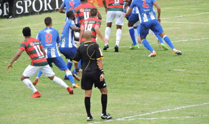 Campeonato Paulista  A2 2018: Ouça as entrevistas pós jogo de Nacional 0 X 0 Portuguesa
