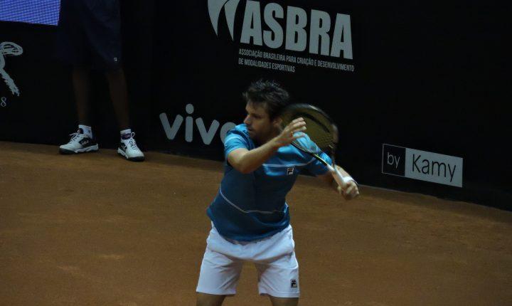 Brasil Open: Horacio Zeballos elimina Gael Monfils