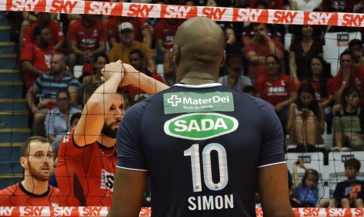 Superliga Masculina 2017-2018 – Final – 1: Ouça os momentos finais e as entrevistas de Sesi-SP 2 X 3 Sada Cruzeiro