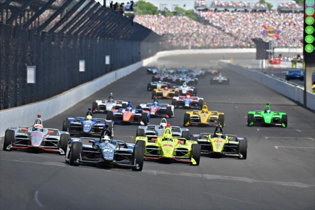 Will Power vence as 500 Milhas de Indianápolis