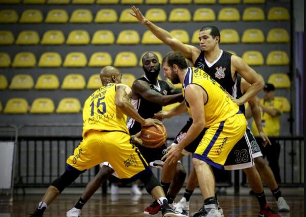 Por vaga no NBB, Corinthians e São José fazem o primeiro jogo da final da Liga Ouro