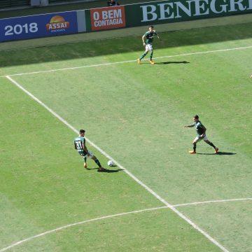 Brasileirão 2018: Ouça os gols e entrevistas de Palmeiras 3 X 0 Paraná