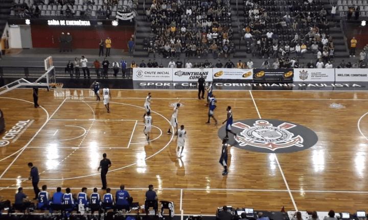 Pinheiros vence Corinthians na estreia do Paulista de Basquete Masculino