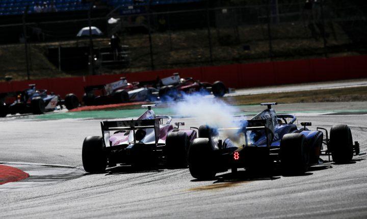 Fórmula 2: Maximilian Günther vencem em Silverstone