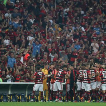 Copa do Brasil 2018: Ouça o gol de Flamengo 1 X 0 Grêmio