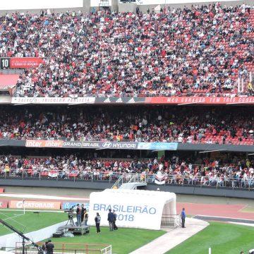São Paulo briga para manter liderança diante a Chape no Morumbi